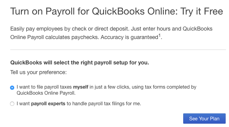Oh how I hate Intuit — Awful behavior from QuickBooks Online